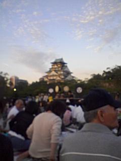 芝居の稽古と大阪夏の陣