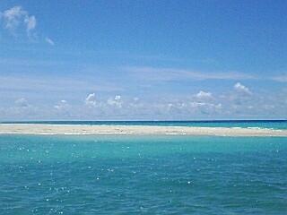 はての浜までの海