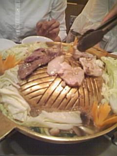 タイ式バーベキュー